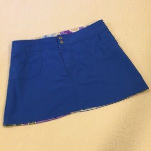 Surf Line reversible skirt! Size small